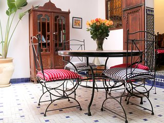 Dar Malika - spectacular Fez Medina view, stylish, comfortable & well located