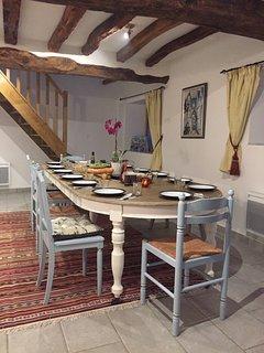 Cherry Tree - Dining room/kitchen