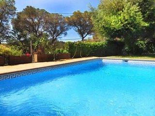 Casa de vacaciones con piscina privada SVM021