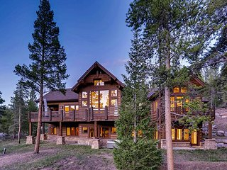 Enjoy Expansive Views, Private Hot Tub and Den with Shuffleboard & Wet Bar