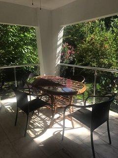 Balcone Villa 1 e 2