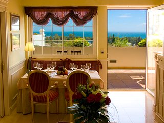 Presidential suite at Guadalpin Marbella