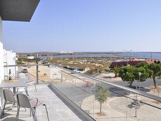 Casa Eldestijo, prachtig zicht op de Ria Formosa en de oceaan