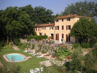 5 bedroom Villa in La Vergine, Tuscany, Italy - 5247660