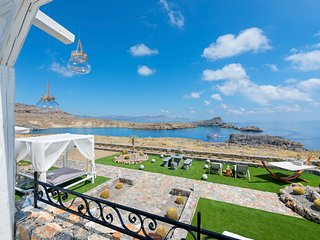 2 bedroom Villa in Lindos, South Aegean, Greece : ref 5635884