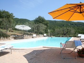 5 bedroom Villa in Umbertide, Umbria, Italy : ref 5247519