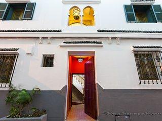 Le Prieuré de Maroc, Basquiat Room -Tanger