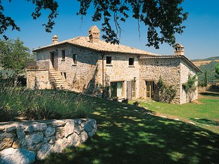 7 bedroom Villa in Umbertide, Umbria, Italy : ref 5247515