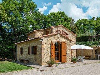 1 bedroom Villa in Il Cipresso, Tuscany, Italy : ref 5491563