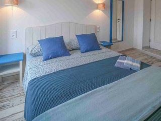 Camera Matrimoniale con letto 160 x 200