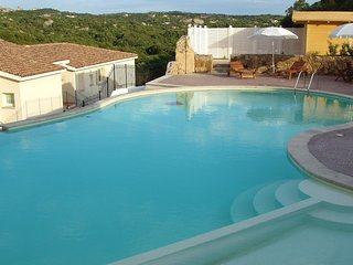 4 bedroom Apartment in Baja Sardinia, Sardinia, Italy : ref 5248018
