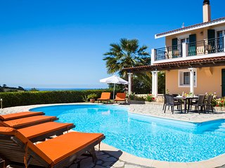 3 bedroom Villa in Kleísmata, Ionian Islands, Greece : ref 5585413