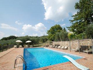3 bedroom Apartment in San Casciano dei Bagni, Tuscany, Italy : ref 5247784