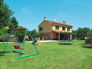4 bedroom Villa in Mondavio, The Marches, Italy : ref 5441092
