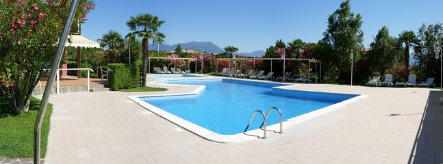 1 bedroom Apartment in Manerba del Garda, Lombardy, Italy : ref 5248568