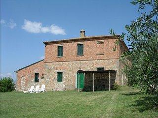 4 bedroom Villa in Il Pozzo, Tuscany, Italy : ref 5239688