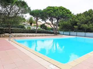 2 bedroom Apartment in Narbonne-Plage, Occitania, France : ref 5580726