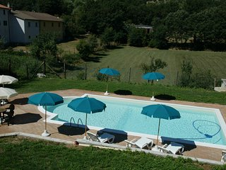2 bedroom Apartment in Villamagina, Umbria, Italy : ref 5247492