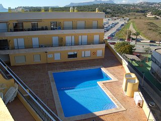 2 bedroom Apartment in Moraira, Valencia, Spain : ref 5535959