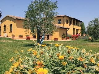 2 bedroom Apartment in Casalappi, Tuscany, Italy : ref 5550468