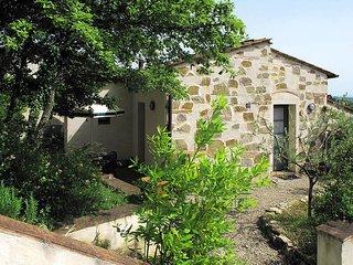 2 bedroom Villa in Lecchi, Tuscany, Italy : ref 5447459