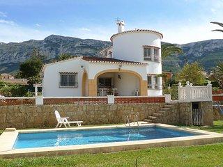3 bedroom Villa in Denia, Valencia, Spain : ref 5514696