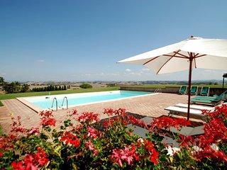 12 bedroom Villa in Vescovado, Tuscany, Italy : ref 5247744
