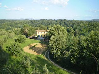 4 bedroom Villa in Montevarchi, Tuscany, Italy : ref 5446305