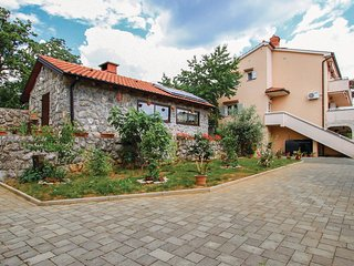 4 bedroom Apartment in Zamet, Primorsko-Goranska Zupanija, Croatia : ref 5565102