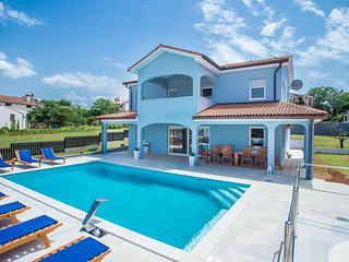 4 bedroom Villa in Musalez, Istria, Croatia : ref 5636009