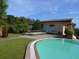 5 bedroom Villa in Capo Coda Cavallo, Sardinia, Italy : ref 5311759