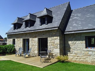 2 bedroom Villa in Le Fort-Bloqué, Brittany, France : ref 5513520