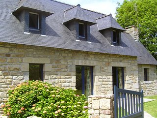 2 bedroom Villa in Le Fort-Bloque, Brittany, France : ref 5513520