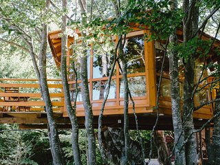 Treehouse Bosnia - Mountain Wood Apartments Sarajevo