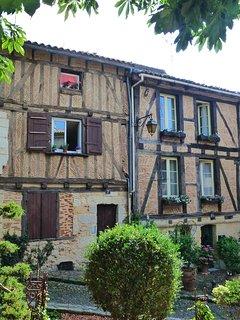 Le centre historique de Bergerac