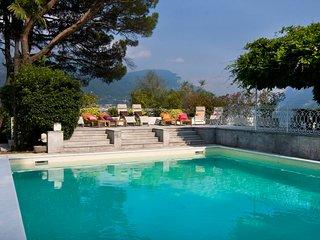10 bedroom Villa in Oliveto Lario, Lombardy, Italy : ref 5248329
