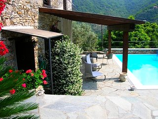 3 bedroom Villa in Recco, Liguria, Italy : ref 5247991