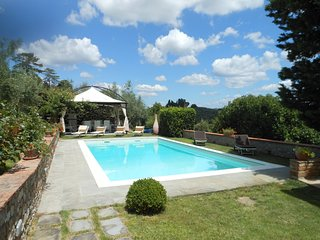 5 bedroom Villa in Montespertoli, Tuscany, Italy : ref 5247820
