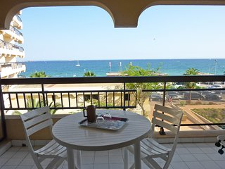 1 bedroom Apartment in Fréjus-Plage, Provence-Alpes-Côte d'Azur, France : ref 55