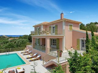 3 bedroom Villa in Antipáta, Ionian Islands, Greece : ref 5334431