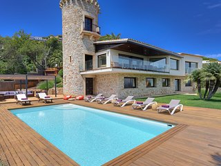 6 bedroom Villa in Begur, Catalonia, Spain : ref 5635877
