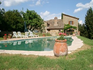 4 bedroom Villa in Citta di Castello, Umbria, Italy : ref 5247495