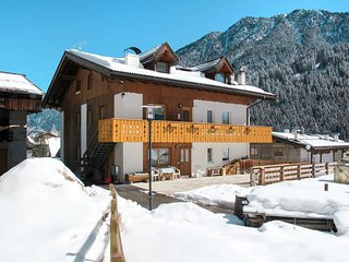 2 bedroom Apartment in Mazzin, Trentino-Alto Adige, Italy : ref 5605198