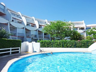 1 bedroom Apartment in La Grande-Motte, Occitania, France : ref 5552295
