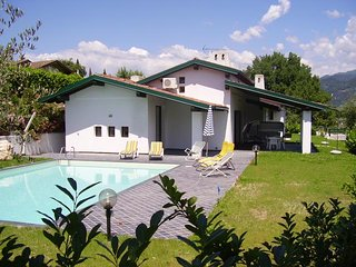 9 bedroom Villa in Salo, Lombardy, Italy : ref 5248585