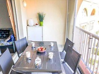 1 bedroom Apartment in Le Cap D'Agde, Occitania, France : ref 5544301