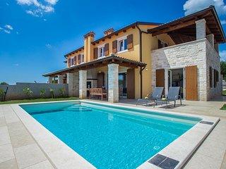 3 bedroom Villa in Kirmenjak, Istria, Croatia : ref 5636172