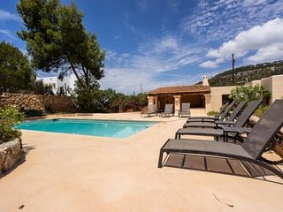 4 bedroom Villa in Cala Vadella, Balearic Islands, Spain : ref 5635826