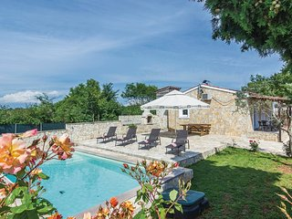 2 bedroom Villa in Juršići, Istria, Croatia : ref 5520522