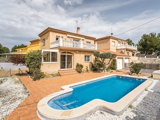 4 bedroom Villa in Las Tres Cales, Catalonia, Spain : ref 5579479